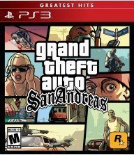 PS3 JEU GTA SAN ANDREAS Tunisie