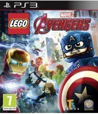 PS3 JEU LEGO MARVEL'S AVENGERS Tunisie
