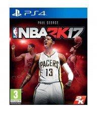 PS4 JEU NBA 2K17