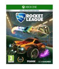 XBOX ONE JEU Rocket League - Collector's Edition Tunisie