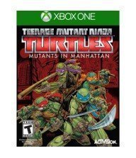 XBOX ONE JEU Teenage Mutant Ninja Turtles Manhatan Tunisie
