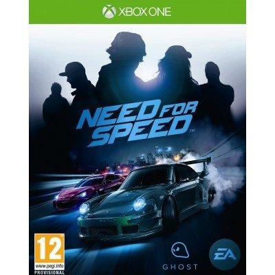 XBOX ONE JEU Need for Speed 2016 Tunisie