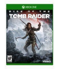 XBOX ONE JEU Rise of the Tomb Raider Tunisie
