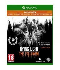 XBOX ONE JEU DYING LIGHT THE FOLLOWING Tunisie