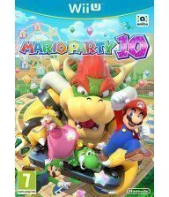 WII U JEU Mario Party 10 Tunisie