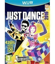 WII U JEU Just Dance 2016 Tunisie
