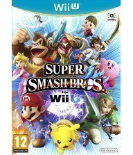 WII U JEU Super Smash Bros Tunisie