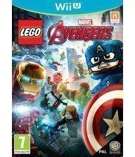 WII U JEU LEGO MARVEL'S AVENGERS Tunisie