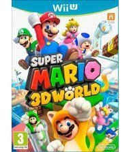WII U JEU SUPER MARIO 3D WORLD Tunisie