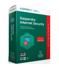 Kaspersky Internet Security 2017 - Licence 3 postes 1 an Tunisie