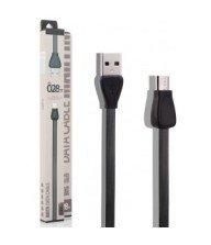 Câble Remax Martin 28m USB vers Micro USB / Noir Tunisie