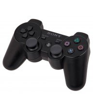 Manette gaming ps3 Dual shock 3 - noire Tunisie