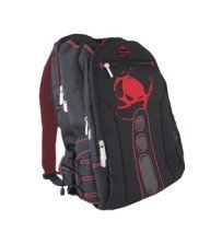"Sac à dos gaming Keep out pour pc portable 15.6"" rouge et noir Tunisie"