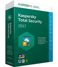 Kaspersky Total Security 2017. 5 Postes/1 an Tunisie