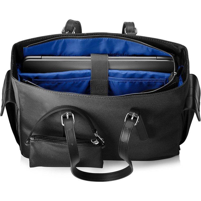sac pc portable pour femme hp 14 0 noir chez wiki tunisie. Black Bedroom Furniture Sets. Home Design Ideas