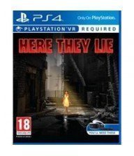 PS4 JEU Here They Lie (PS VR) Tunisie