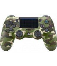 Manette sans fil ps4 Dualshock 4 green camouflage Tunisie