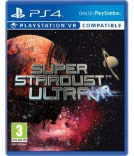 PS4 JEU Super Stardust Ultra VR Tunisie