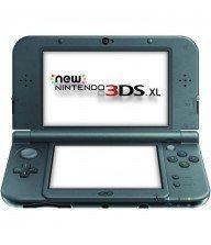 Console 3DS noir Tunisie