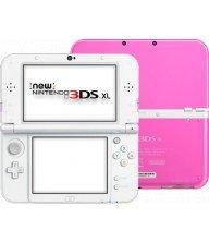 3DS XL CONSOLE Rose et Blanche Tunisie