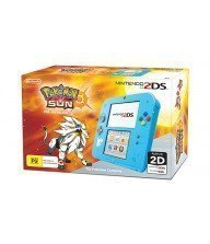 2DS Console Nintendo 2DS Bleue - Pack Pokémon Sole Tunisie