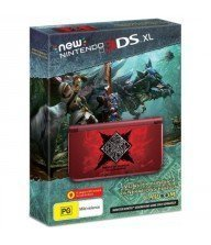 3DS XL CONSOLE PACK MONSTER HUNTER : GENERATIONS Tunisie