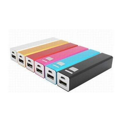 Batterie externe pour recharge Tablette & Smartphone 6600 mAh Blanc Tunisie
