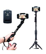 Selfie Monopod Yunteng YT-1288 + mini trépied YT-228