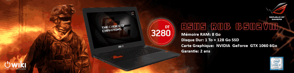 Pc- portable- gamer- Asus-ROG- G502VM-pc- portable- gamer- tunisie