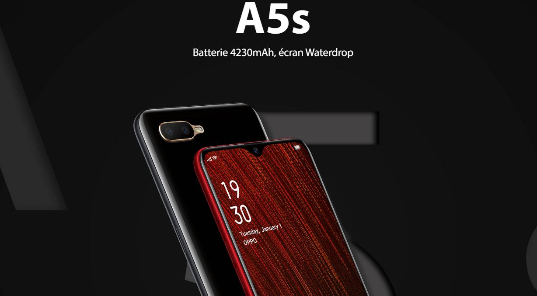 """Résultat de recherche d'images pour """"Smartphone OPPO A5S"""""""""""