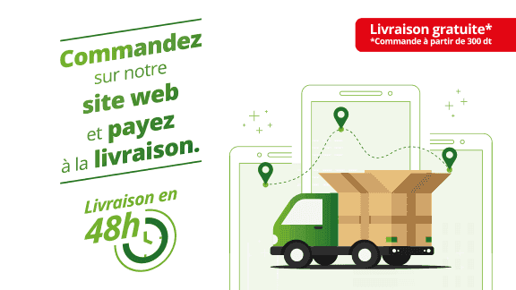 Livraison Wiki Tunisie